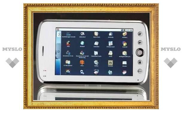 В Китае выпустили смартфон с поддержкой девяти ОС