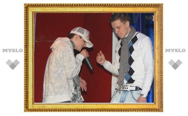 Лучшие рэперы Тулы собрались на одной сцене