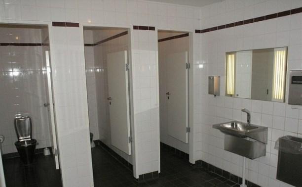 На разворотных кольцах транспорта в Туле появятся общественные туалеты