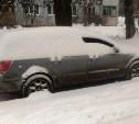 В Туле на ул. Ак. Обручева несколько дней стоит автомобиль с открытым окном
