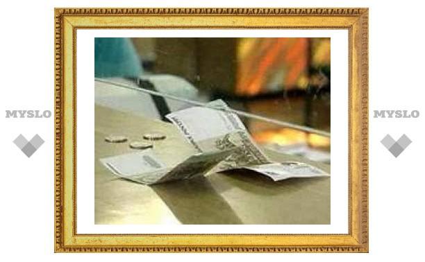 Тульские бюджетники досрочно получат зарплату
