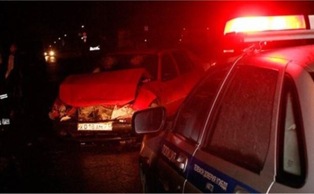 Сотрудники ДПС предотвратили массовую драку после аварии