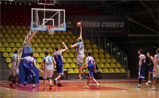 Баскетболисты «Тула-ЩёкиноАзот» одержали вторую победу в сезоне