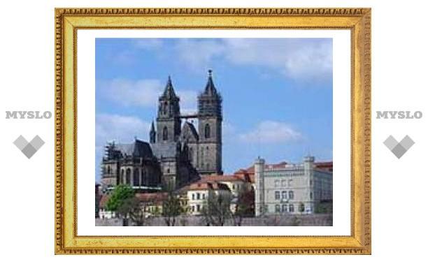 В Магдебурге заложен храм РПЦ