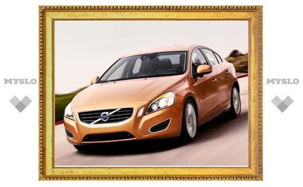 В России начали принимать заказы на самые доступные версии Volvo S60