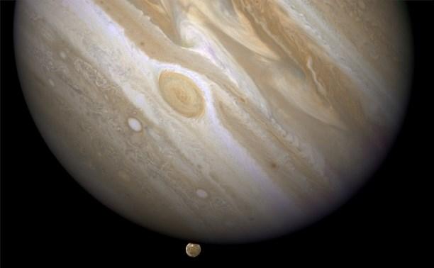 В ночь на 8 марта можно будет увидеть Юпитер