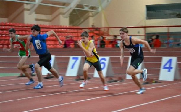Тульские атлеты отправляются на соревнования в Орёл