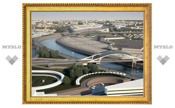 Команда архитекторов под руководством Эдуарда Ерзовского представила лучший проект набережной