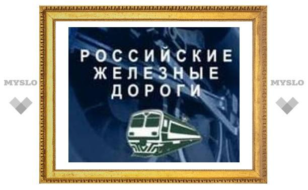 Туляки смогут купить билеты на поезд через Интернет