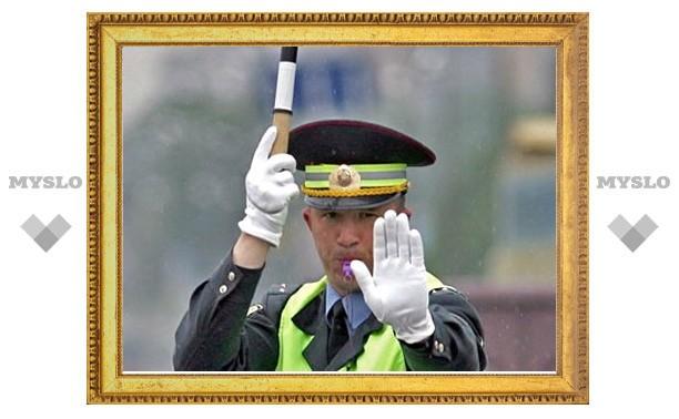 Тульская ГИБДД отметит праздник 4 июля