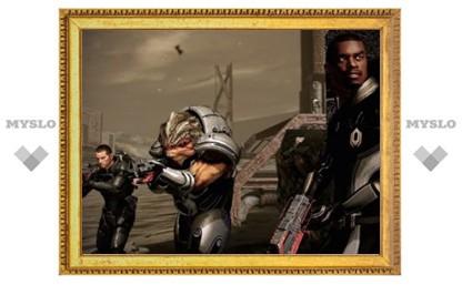 По мотивам игр серии Mass Effect снимут аниме