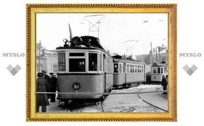 Тульский трамвай празднует 85-летие
