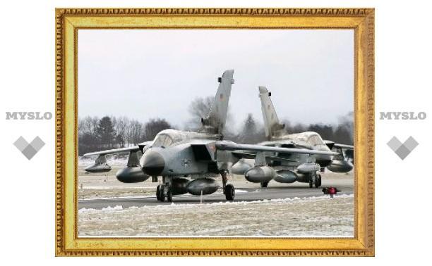 """Германия вывела разведывательные самолеты """"Торнадо"""" из Афганистана"""