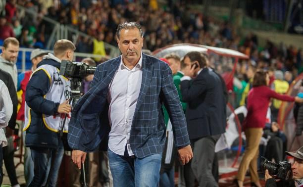 Главный тренер «Арсенала» Миодраг Божович ответит на вопросы читателей Myslo