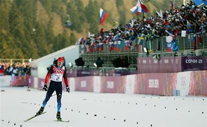 Владимир Удальцов стал четвертым в финале Паралимпиады