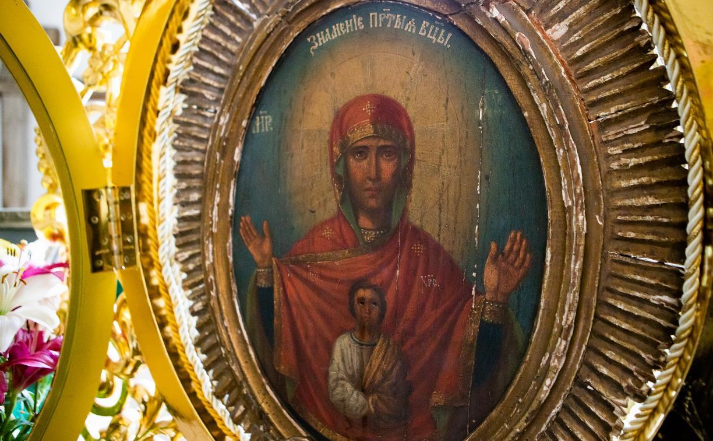 В храме Тульской области замироточили девять икон и семь крестов