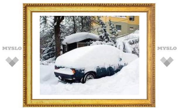 Ночью в Туле снова пойдет снег