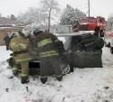 В аварии в Узловском районе пострадали пять человек