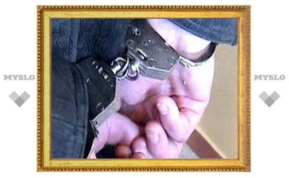 В Заречье поймали банду грабителей