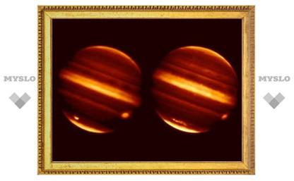 Установлена природа врезавшегося в Юпитер объекта