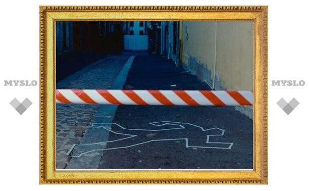 В Узловой убит полицейский