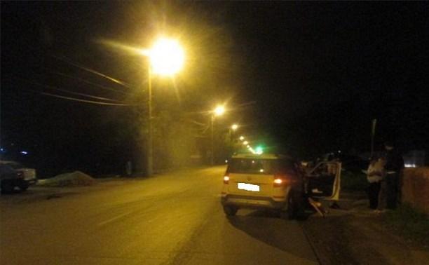 В Туле водитель «Шкоды» сбил 25-летнего пешехода