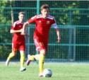 «Арсенал-2» проиграл «Металлургу» из Выксы