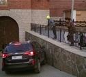 В Туле иномарка едва не врезалась в кремль