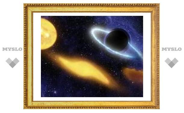 Раскрыты некоторые тайны черных дыр