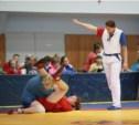 Тулячка завоевала серебро на первенстве страны по самбо