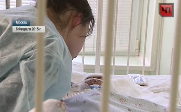 Родная мама обгоревшего в Тульском ЦРД мальчика забрала заявление об отказе от ребёнка