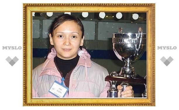 Тулячка Елена Пак стала чемпионкой страны в панкратионе