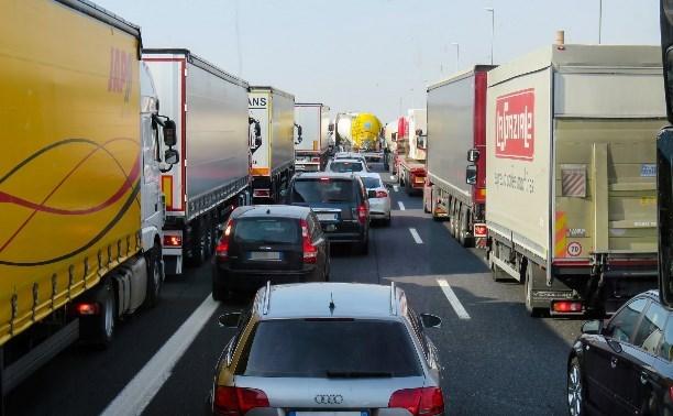 В Тульской области отменят весенние ограничения для большегрузов