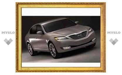 Hyundai представил свой самый большой седан