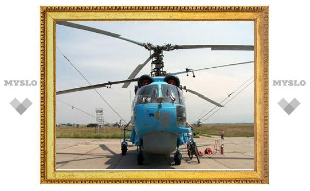 Два вертолета совершили жесткую посадку в Приэльбрусье