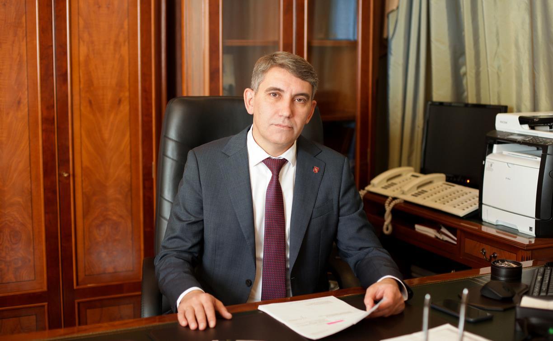 Глава администрации Тулы за год заработал 5,5 млн рублей и купил новенький BMW