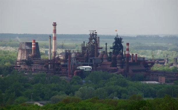 Косогорский завод оштрафован за загрязнение окружающей среды
