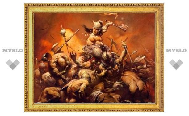 """Картину """"Конан-разрушитель"""" продали за 1,5 миллиона долларов"""