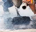 В Туле начали ремонтировать дороги по гарантии