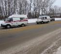 За сутки в авариях в Тульской области пострадали два пешехода