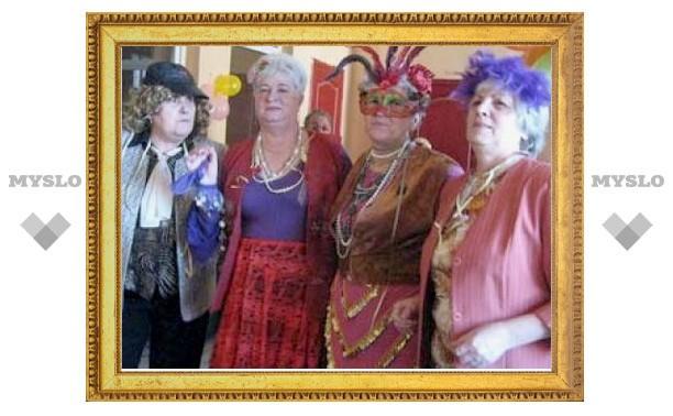 Тульских пенсионеров приглашают на бал