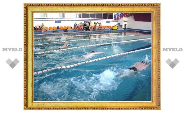 Тульские юные пловцы собрали «урожай» медалей