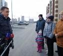 Алексей Дюмин встретился с дольщиками ЖК «Времена года»