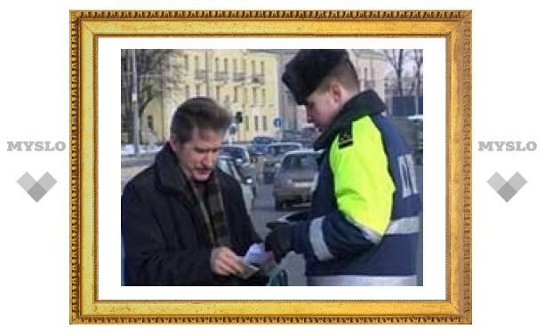 В Туле увеличивают штрафы за нарушения ПДД
