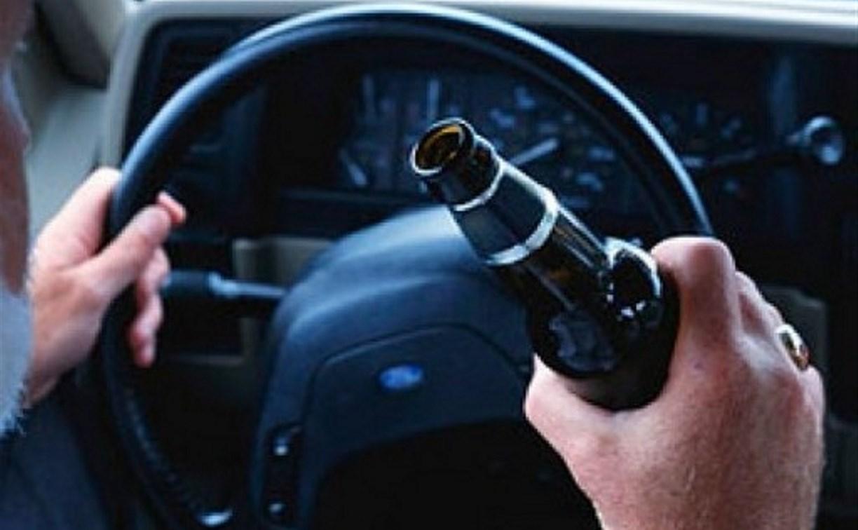 Туляк дважды попался за пьянство за рулем