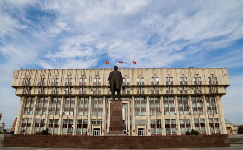 В Туле завершен ремонт памятника Ленину