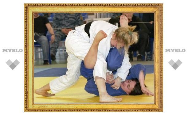 Тульская дзюдоистка стала победительницей первенства России