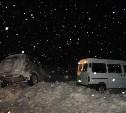 В аварии в Узловском районе пострадал ребенок