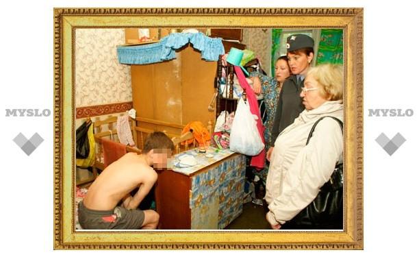 В Пролетарском районе Тулы стало меньше семей в социально опасном положении