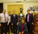 Тульский «рыцарь» из бывшего «Интерсити» переехал в музей Владимира Жириновского
